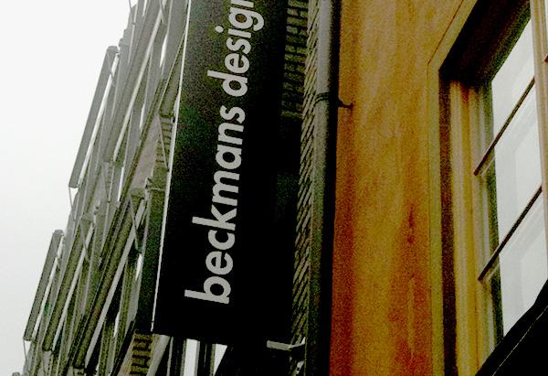 På Beckmans