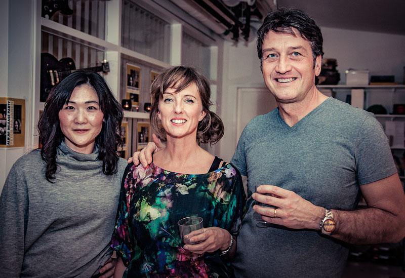 Ulrika Elofsson, Paola Padoan och Ulf Maxe (Koncept)