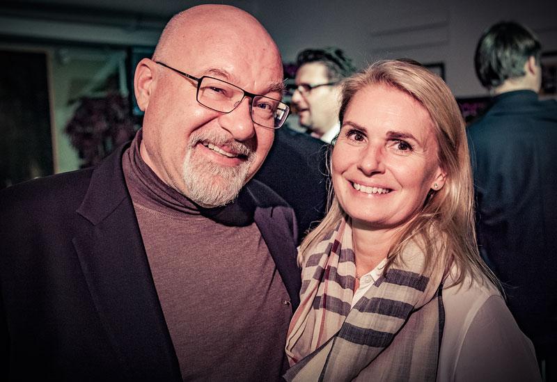 Richard Sohlberg och Eva