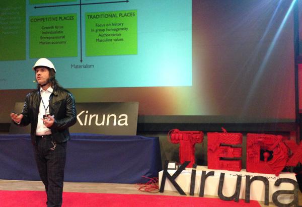 TEDxKiruna