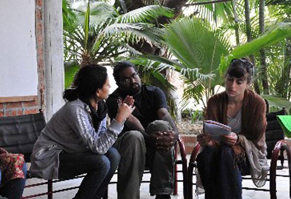 Ahmedabad 2010: Future Forecasting Think Tank