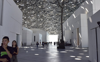 The Louvre Abu Dhabi or What would have happened if Jean Nouvel had built The Nobel museum?