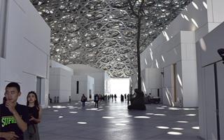 Louvren Abu Dhabi eller Vad hade hänt om Jean Nouvel hade byggt Nobelmuseum?
